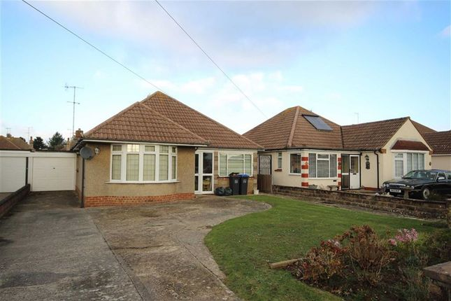Thumbnail Detached bungalow for sale in Strathmore Road, Worthing, West Sussex