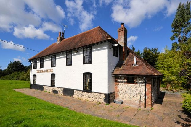 Thumbnail Detached house to rent in Elham Valley Rd, Barham, Canterbury