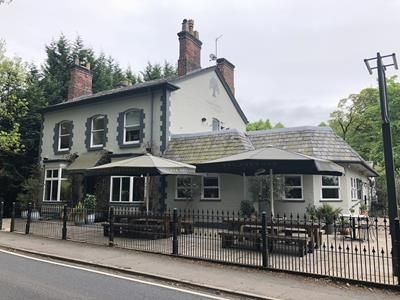 Thumbnail Pub/bar to let in The Oakwood, Brook Lane, Alderley Edge, Cheshire
