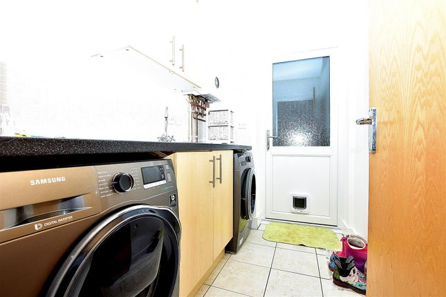 Utility Room of Petchart Close, Cuxton, Rochester ME2
