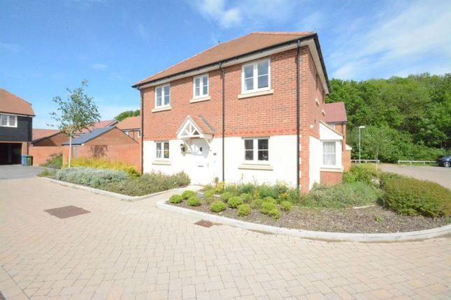 Thumbnail Detached house to rent in Redstart Croft, Jennett's Park