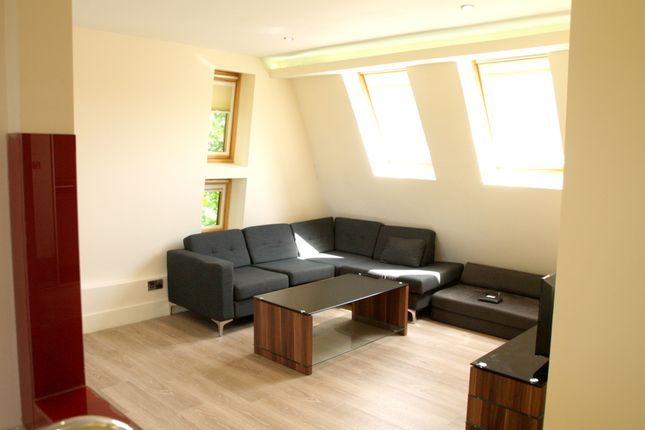 Thumbnail Flat to rent in Park Crescent, Manchester