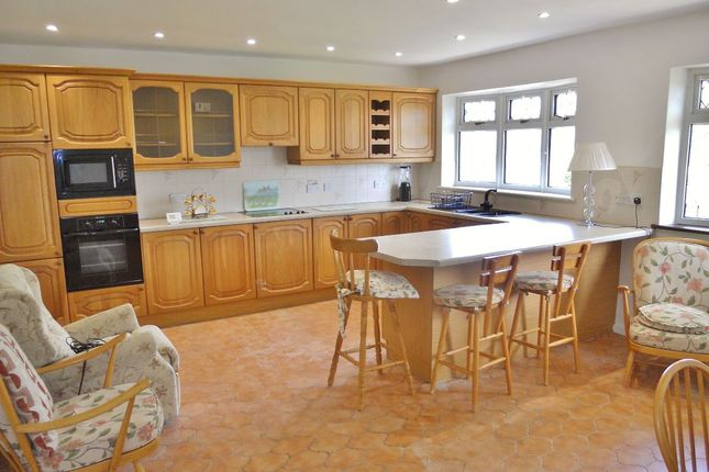 Thumbnail Bungalow for sale in Llandraw Woods, Maesycoed, Pontypridd