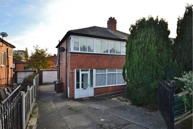 Thumbnail Semi-detached house to rent in Henconner Road, Chapel Allerton, Leeds
