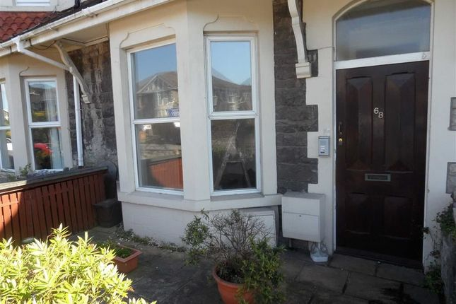 Thumbnail Flat to rent in Milton Road, Weston-Super-Mare