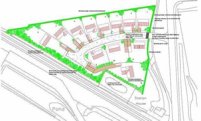 Thumbnail Land for sale in Southgore Lane, North Leverton, Retford