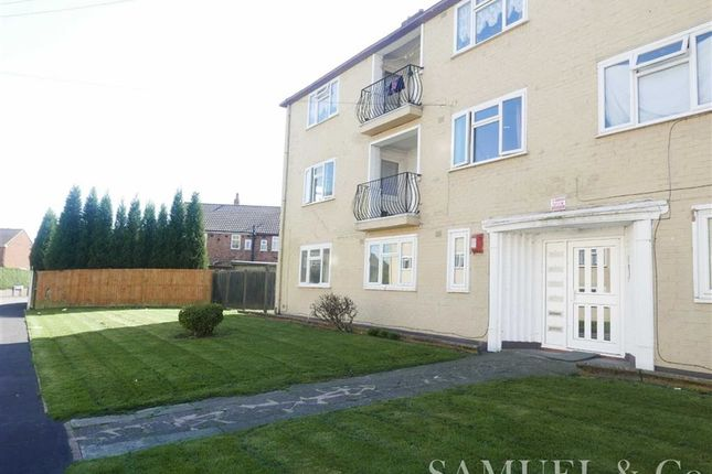 Thumbnail Flat to rent in Churchfield Avenue, Tipton
