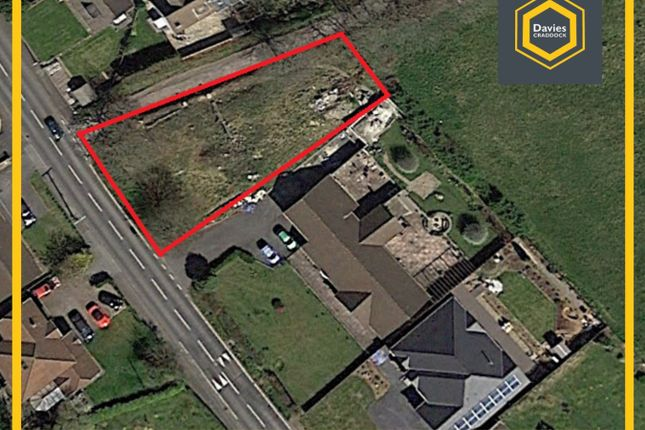 Thumbnail Land for sale in Plot Adjacent To 10, Pen-Y-Mynydd, Llanelli