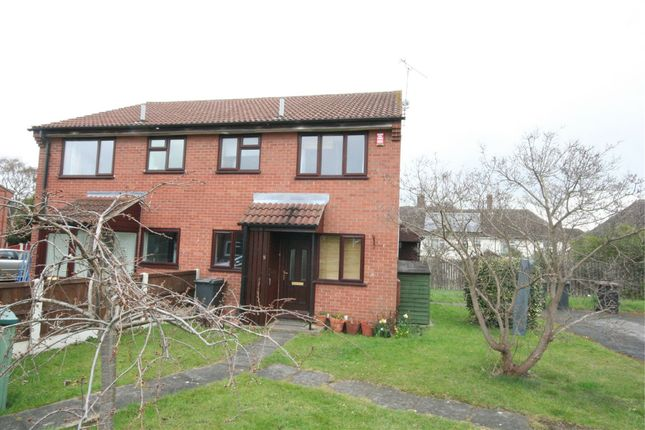 Thumbnail Semi-detached house to rent in Camdale Close, Beeston, Nottingham