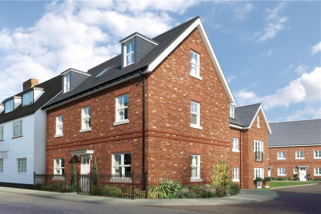 Thumbnail Flat for sale in High Street, Sandhurst, Berkshire