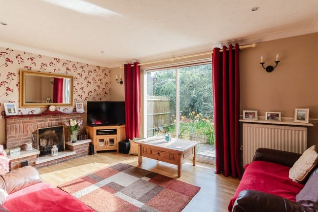 Thumbnail Detached House For Sale In Bircholt Road Liphook Hampshire