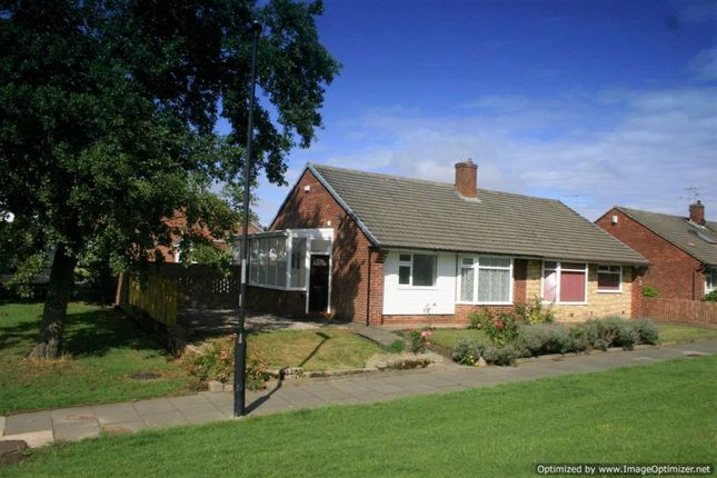 Thumbnail Semi-detached bungalow for sale in 32 Arnside Walk, Newcastle Upon Tyne, Tyne And Wear