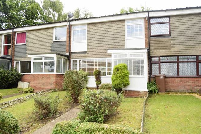 Thumbnail Terraced house to rent in Old Castle Walk, Rainham, Gillingham