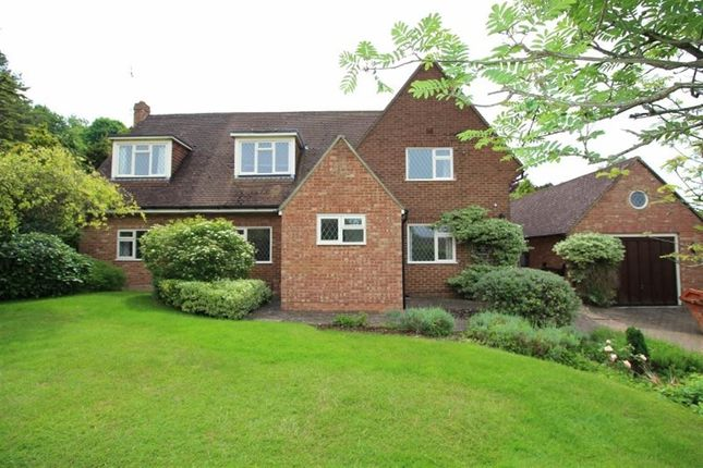 Thumbnail Detached house to rent in Coombe Road, Otford, Sevenoaks