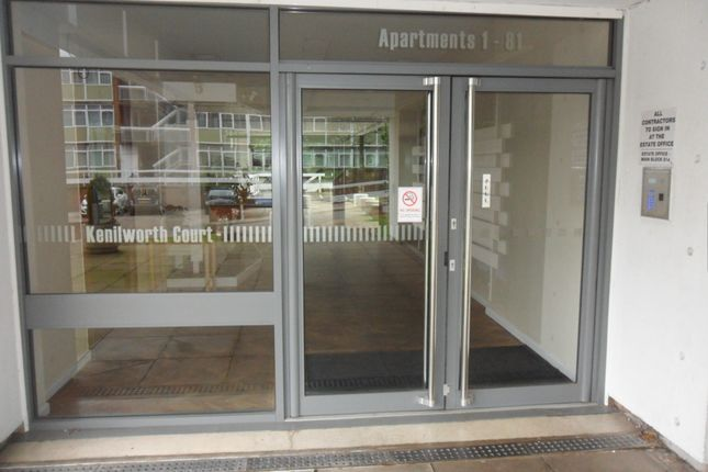 Thumbnail Flat to rent in Kenilworth Court, Styvechale