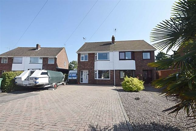 Thumbnail Semi-detached house for sale in Hurst Close, Longlevens, Gloucester