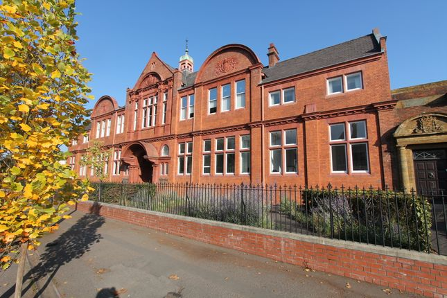 Thumbnail Flat to rent in The Old Library, Leamington Spa