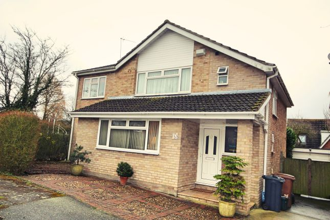Thumbnail Detached house for sale in Matfield Close, Springfield