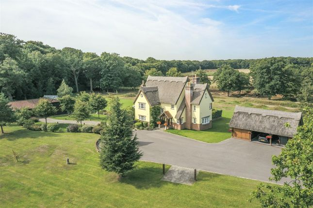 Thumbnail Detached house for sale in Beggar Hill, Fryerning, Ingatestone