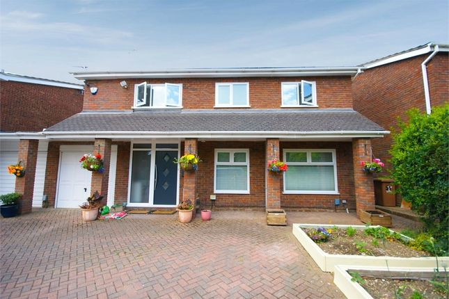 Thumbnail Detached house for sale in Shephall Green, Stevenage, Hertfordshire