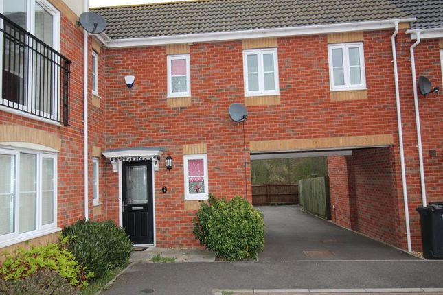 Thumbnail Property to rent in Forsythia Close, Bedworth