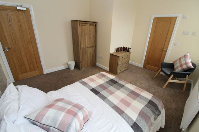 Thumbnail Shared accommodation to rent in Moscow Drive, Stoneycroft