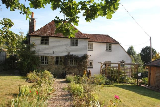 Thumbnail Detached house for sale in Church Road, Salehurst, East Sussex