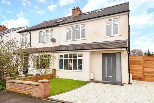 Thumbnail Semi-detached house to rent in College Crescent, Windsor, Berkshire