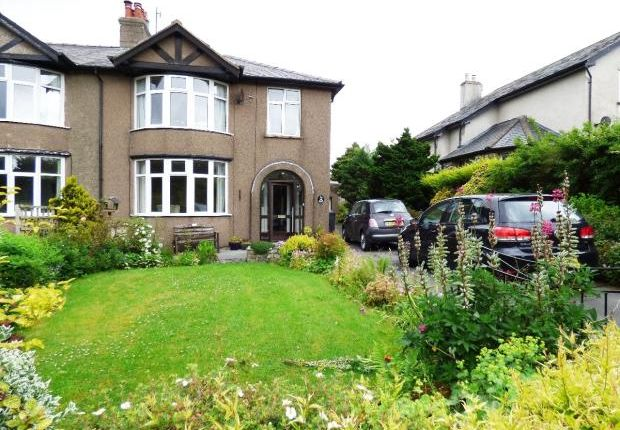 Thumbnail Semi-detached house to rent in Oxenholme Road, Kendal, Cumbria
