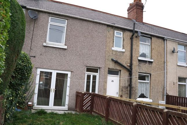 Thumbnail Terraced house to rent in George Street, Langley Park, Durham