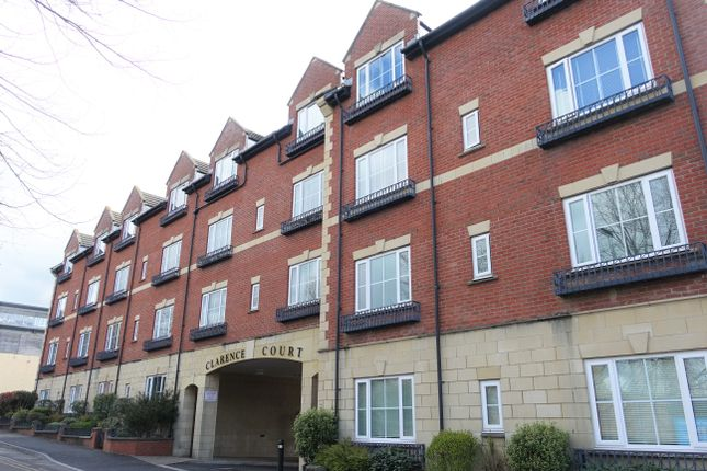 2 bed flat for sale in Clarence Street, Yeovil BA20