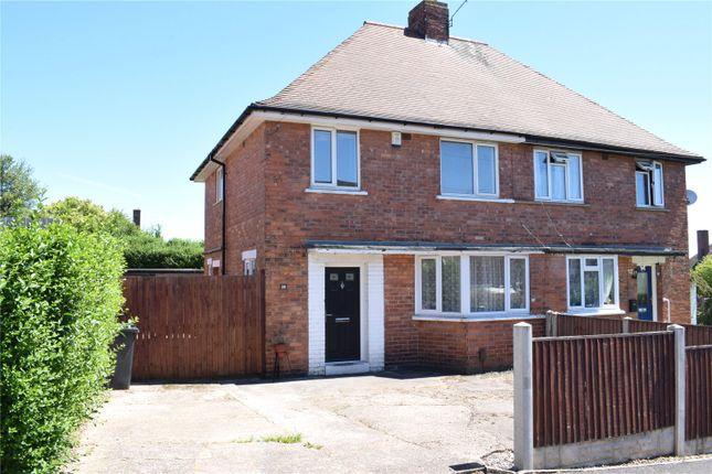 Thumbnail Semi-detached house to rent in Beresford Drive, Ilkeston, Derbyshire