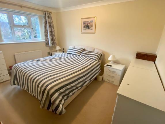 Bedroom of Twyford Way, Canford Heath, Poole BH17