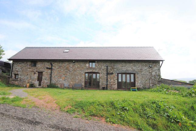 Thumbnail Barn conversion for sale in Llandeilo
