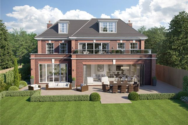 Thumbnail Detached house for sale in The Coombe Estate, Kingston-Upon-Thames
