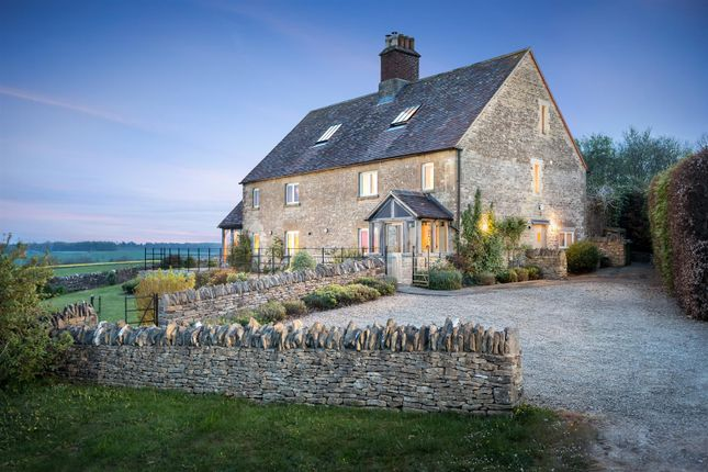 Thumbnail Detached house for sale in Daglingworth, Cirencester