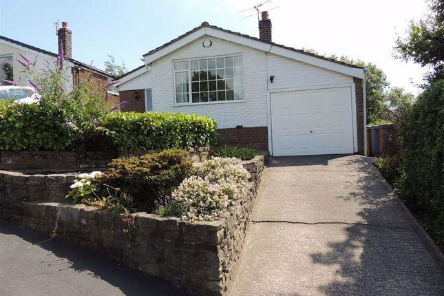 Thumbnail Detached bungalow for sale in Constable Drive, Marple Bridge, Stockport