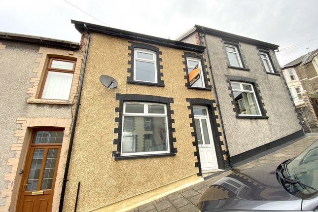 Thumbnail Terraced house to rent in Edward Street Trealaw -, Trealaw