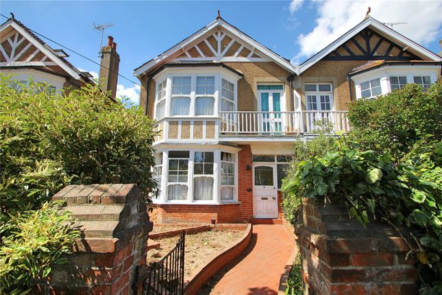 Thumbnail Semi-detached house for sale in Church Walk, Worthing, West Sussex