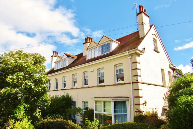 Thumbnail Flat to rent in Links Road, Budleigh Salterton