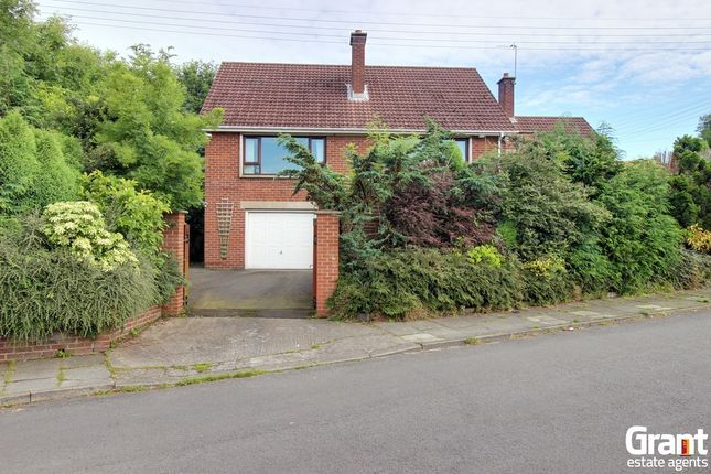 Thumbnail Detached house for sale in Stewart Road, Newtownards