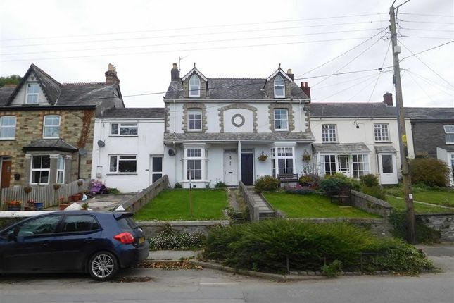 Thumbnail Terraced house to rent in Egloshayle Road, Wadebridge, Cornwall