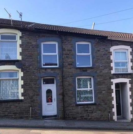 Thumbnail Terraced house for sale in Court Street, Blaenclydach, Tonypandy