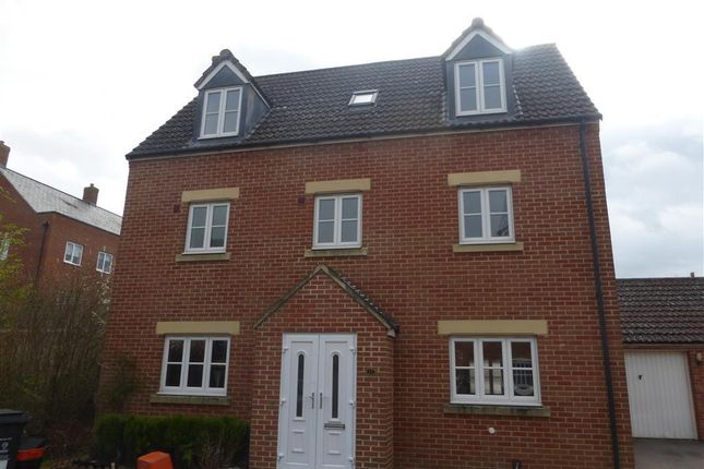 Thumbnail Property to rent in Pulsar Road, Swindon