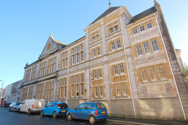 Thumbnail Flat for sale in North Road West, Plymouth