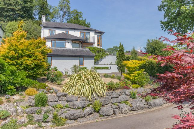 Thumbnail Detached house for sale in Highfield House, 22 Highfield Road, Grange-Over-Sands