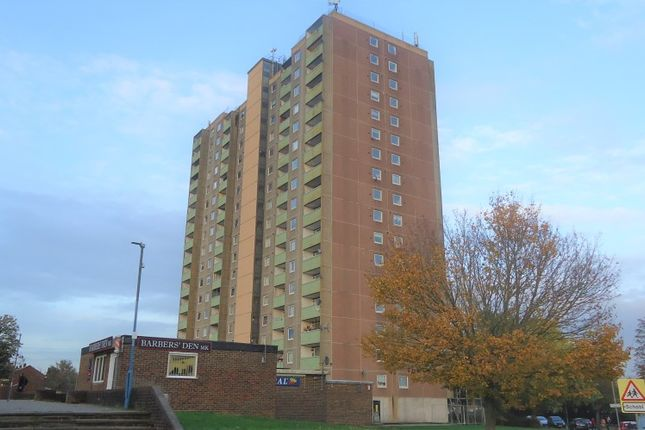 58 Mellish Court, Bletchley, Milton Keynes, Buckinghamshire MK3