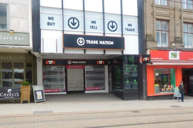 Thumbnail Retail premises to let in 33 High Street, Sheffield