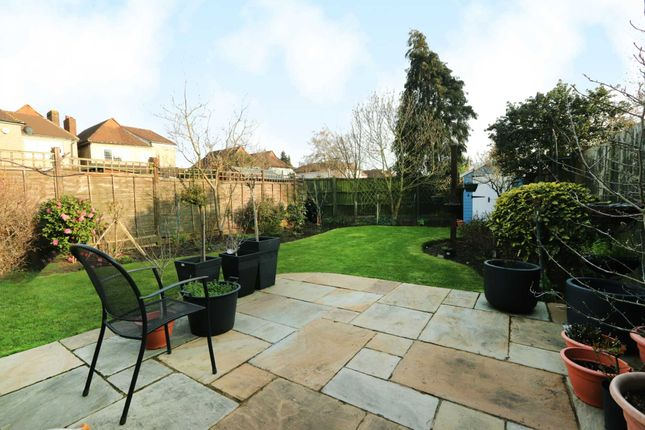 Thumbnail Link-detached house for sale in Amberwood Rise, New Malden