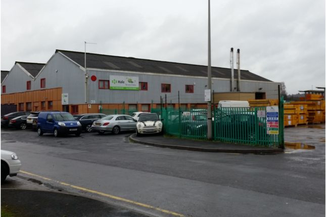 Thumbnail Light industrial to let in Unit 2 Milland Road Industrial Estate, Neath